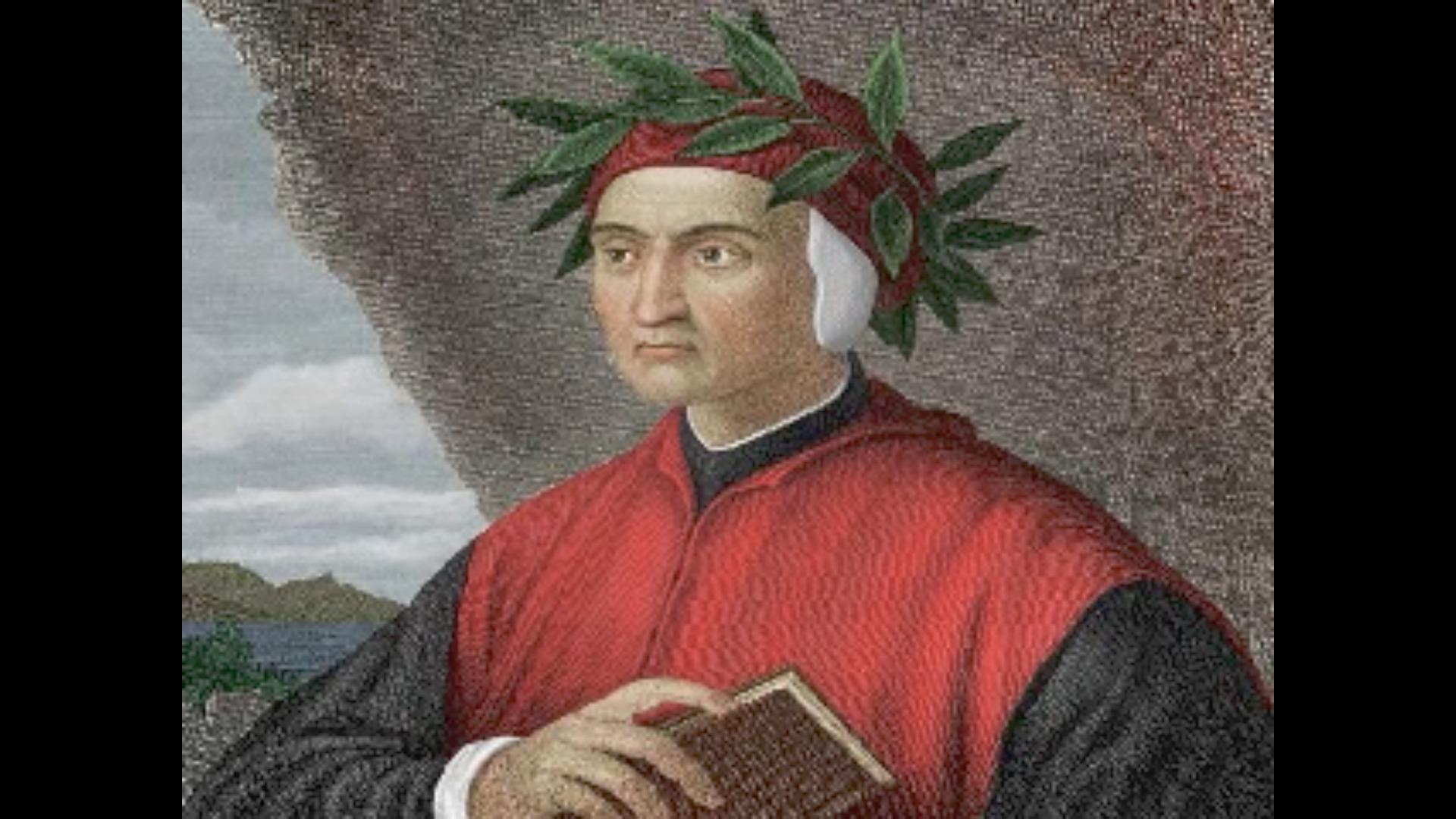 Dante, Européen célèbre @ YouTube