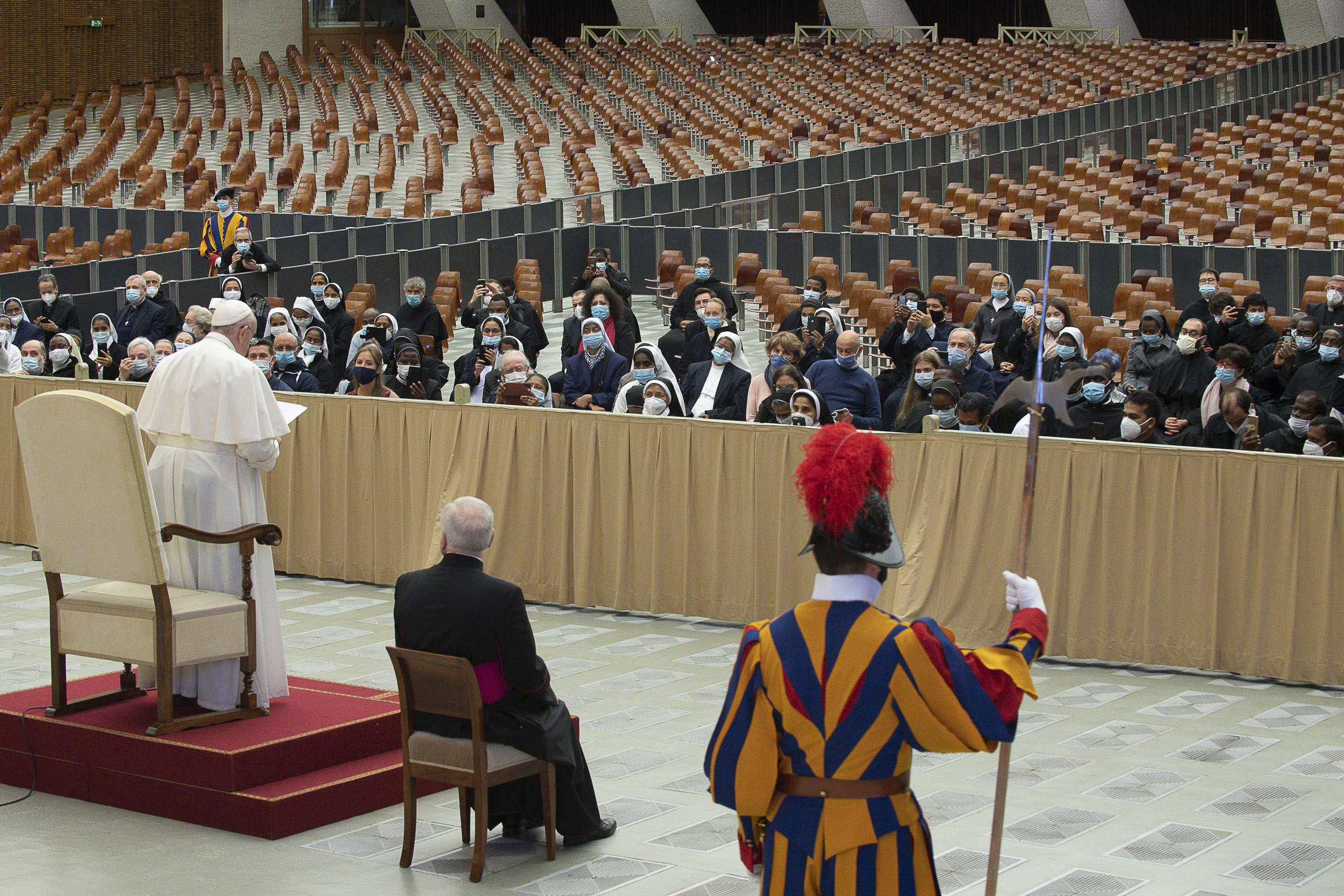 Faculté théologique pontificale Marianum © Vatican Media