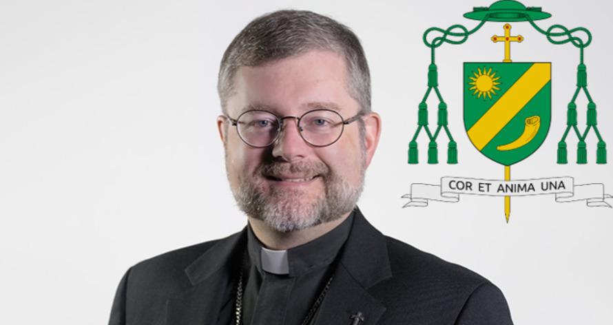 Mgr Thomas Dowd évêque de Sault Ste Marie, Canada © https://diocesedesaultstemarie.org/
