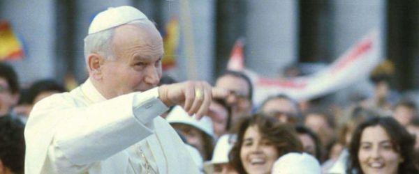 Jean-Paul II @ Conseil pontifical pour la famille / familiam.org