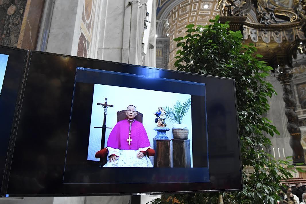 Card. José Advincula © Vatican Media