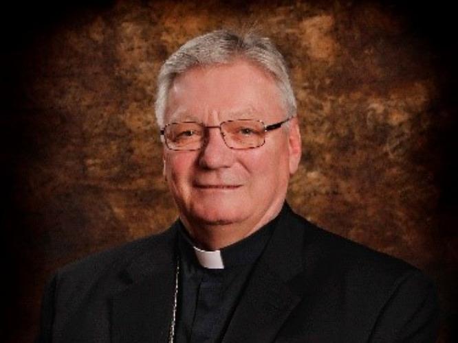 Mgr Bourgon © hearstdiocese.com