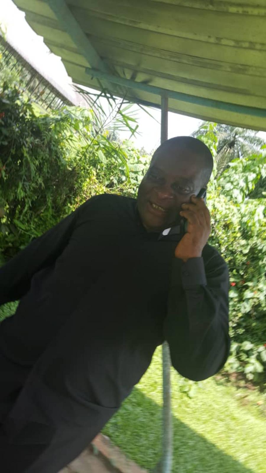 Mgr François Achille Eyabi @ Camerounweb