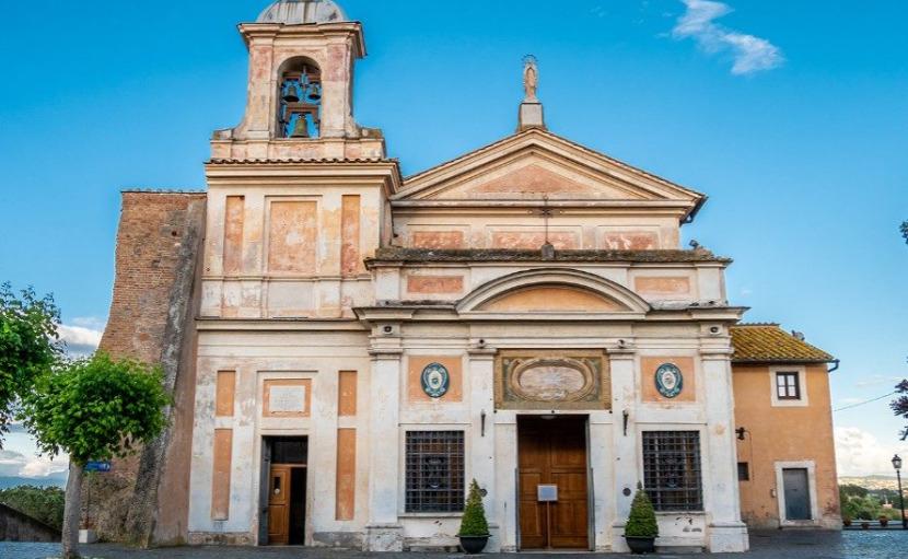 Sanctuaire du Divin Amour, Rome