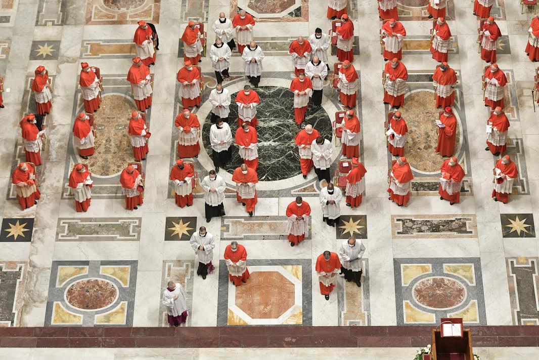 Consistoire © Vatican Media