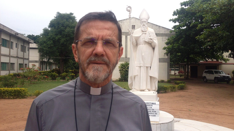 Mgr Luiz Fernando Lisboa @ Vatican News