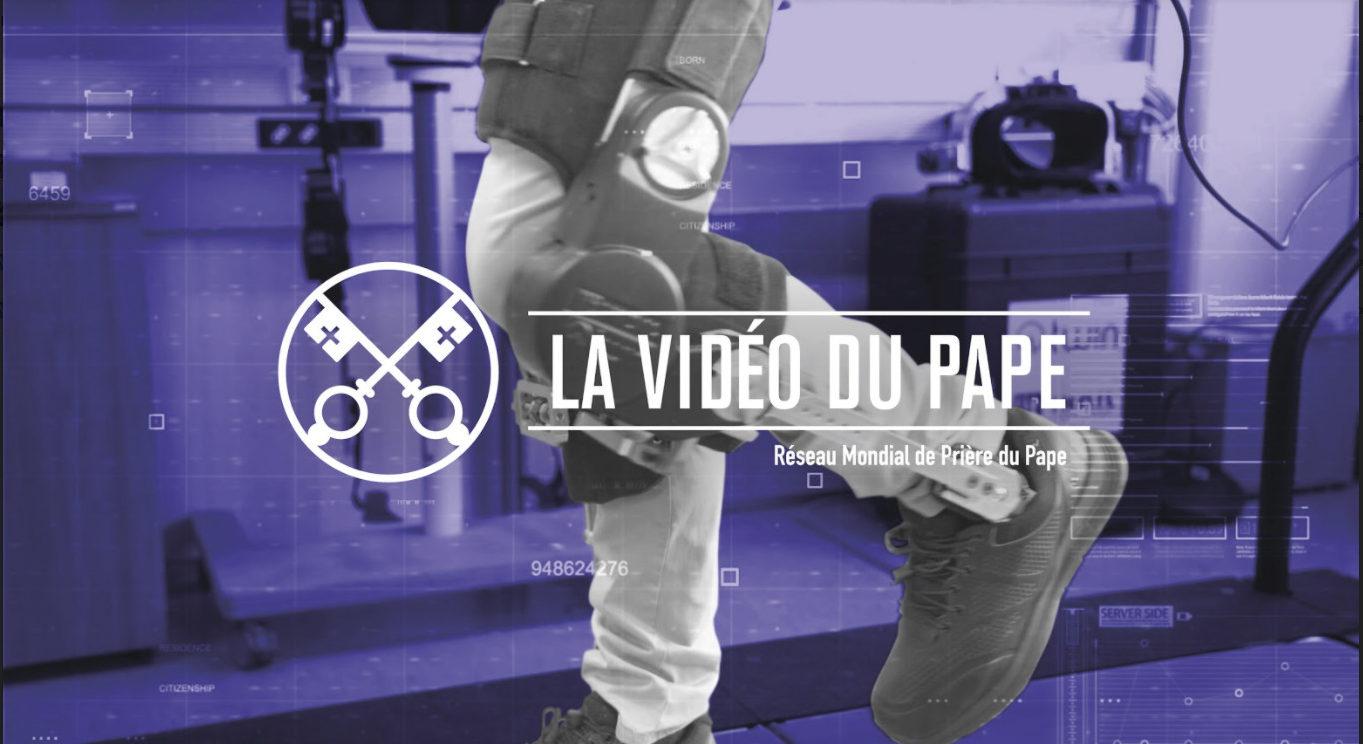 @ La Vidéo du Pape, novembre 2020