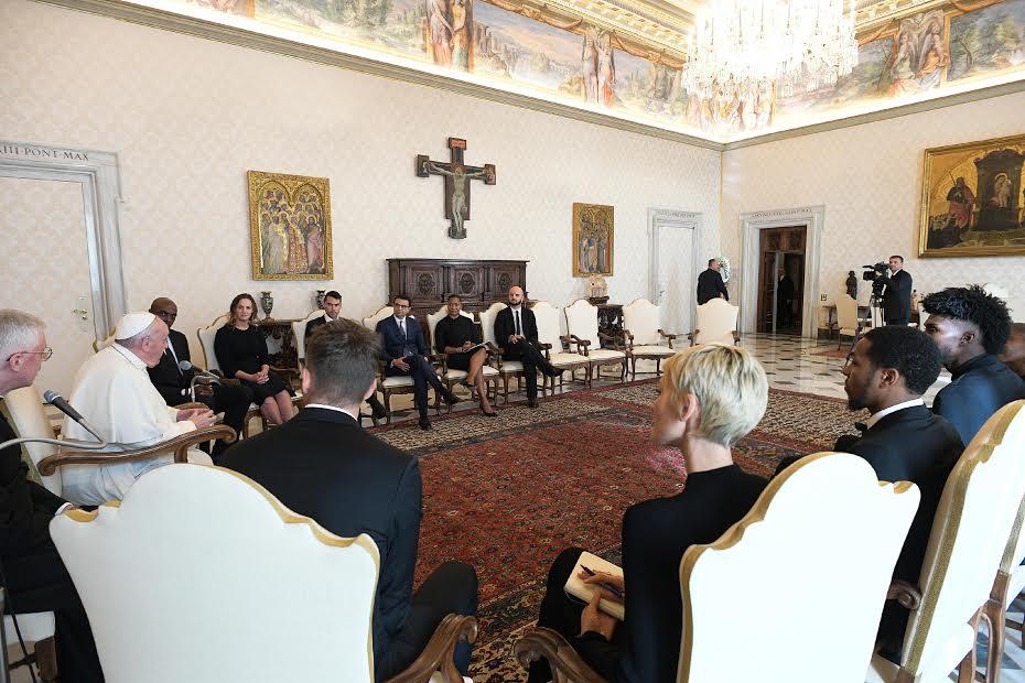 NBA © Vatican Media