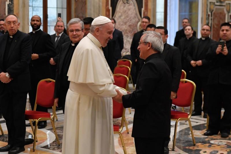 Collège latino-américain de Rome © Vatican Media
