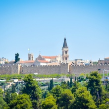 Jérusalem @ Patriarcat latin de Jérusalem