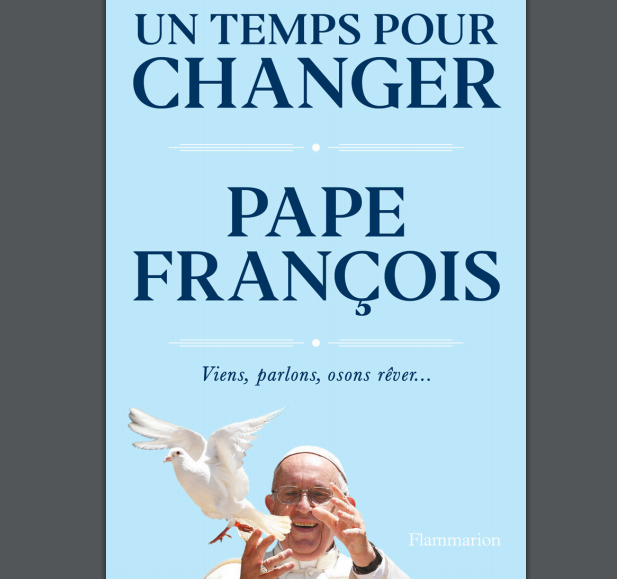 Un temps pour changer @ éditions Flammarion