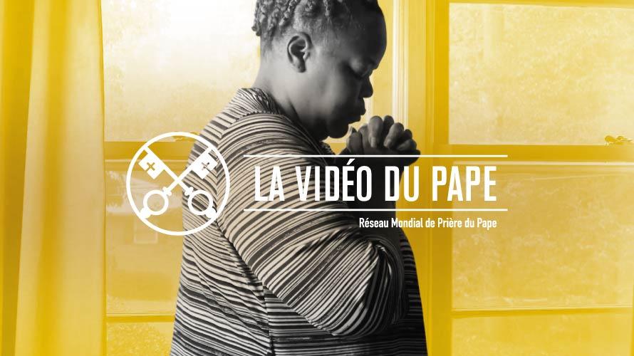 La vidéo du pape, intention de prière du mois de décembre 2020