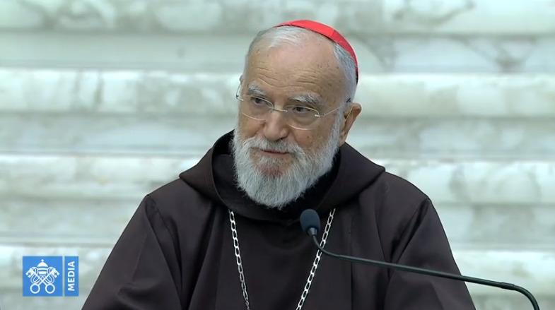 Cardinal Cantalamessa, prédication de l'Avent, 4 décembre 2020