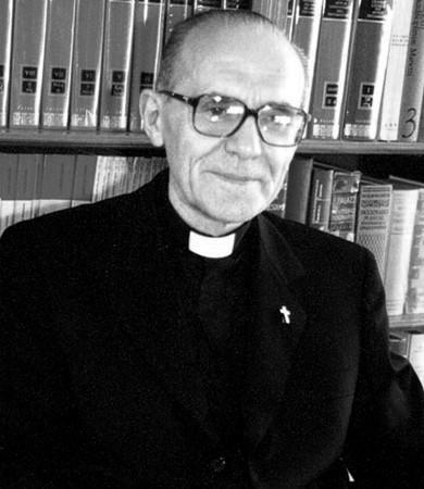 Le p. Bernardo Antonini @ Congrégation pour les causes des saints
