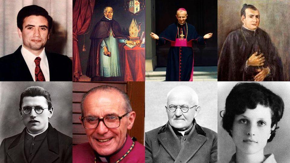 Décrets de la Congrégation pour les causes des saints @ FB La Sede de Pedro
