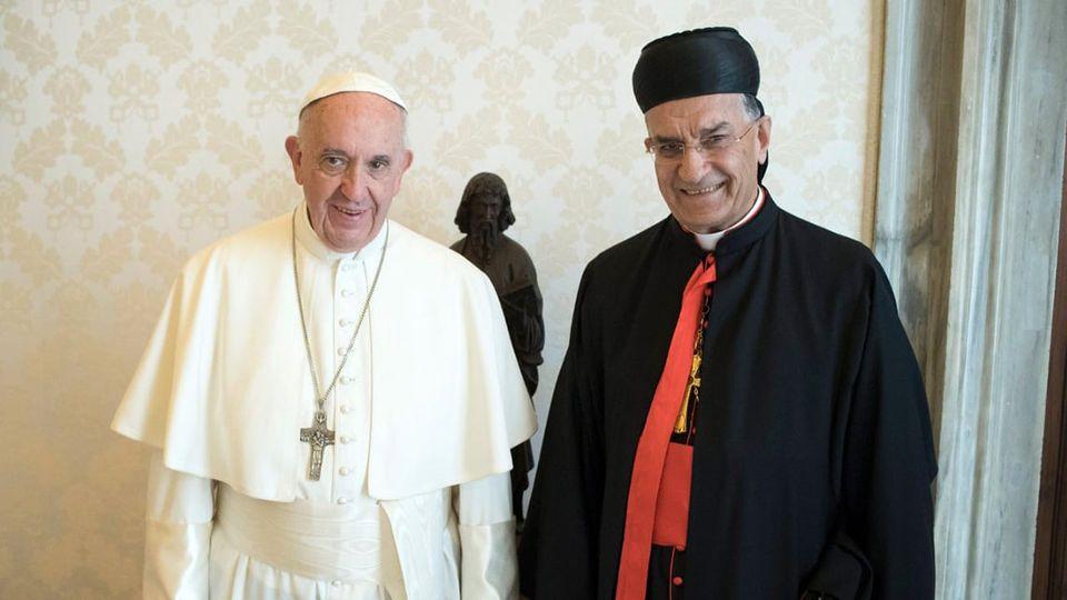Card. Boutros Rai © Vatican Media