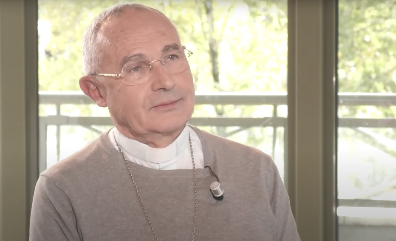Mgr Robert Le Gall, capture @ Kto / YouTube