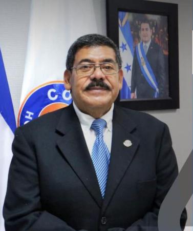Carlos Antonio Cordero Suárez, ambassadeur du Honduras © Facebook CEPREDENAC