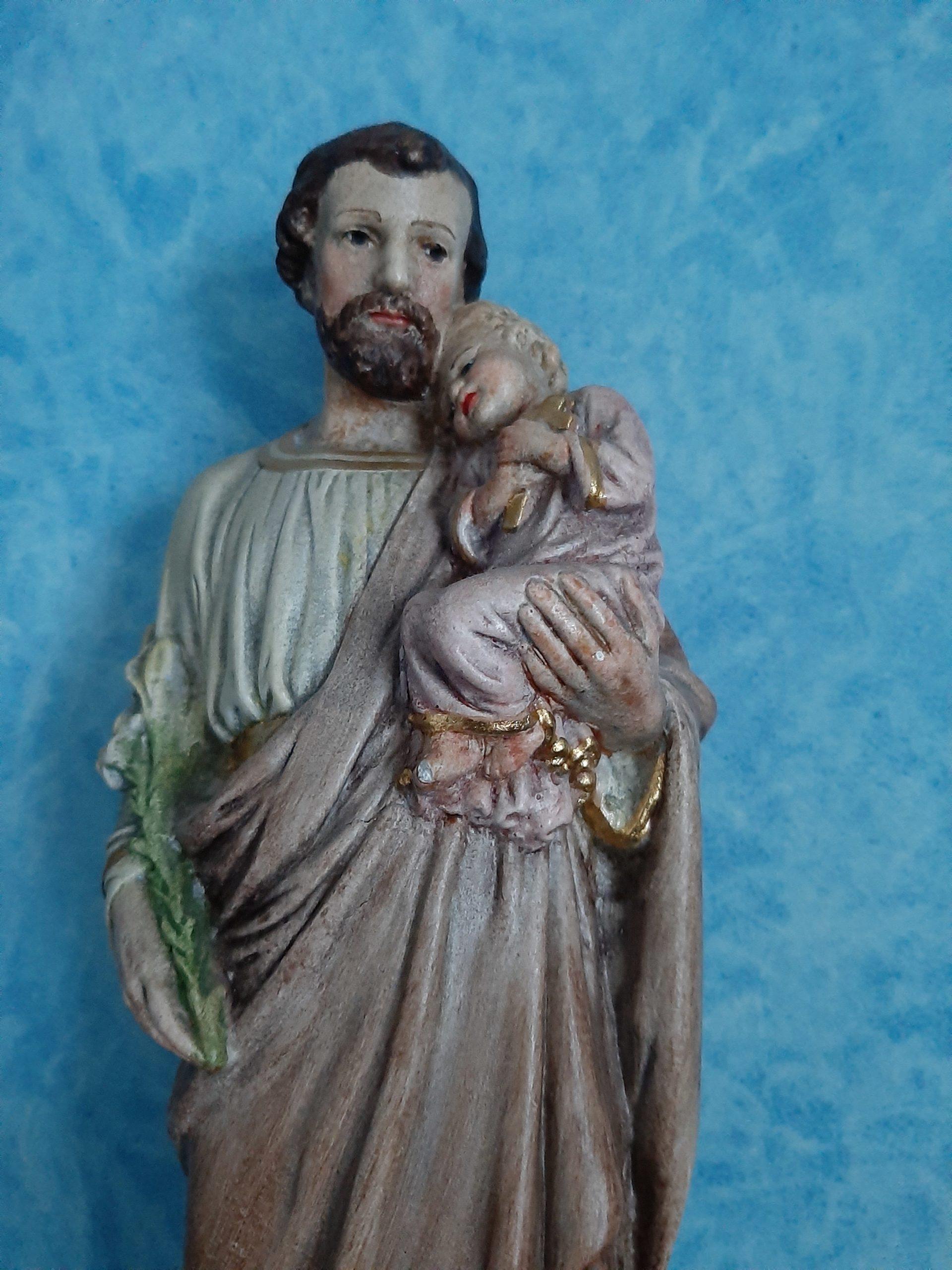 Saint Joseph © Anita Sanchez