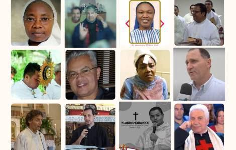 Missionnaires tués en 2020 @ Il Sismografo