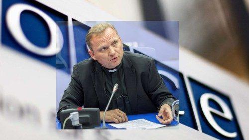 Mgr Janusz S. Urbanczyk © OSCE