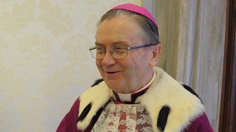 Mgr Antoni Stankiewicz © Vatican Media