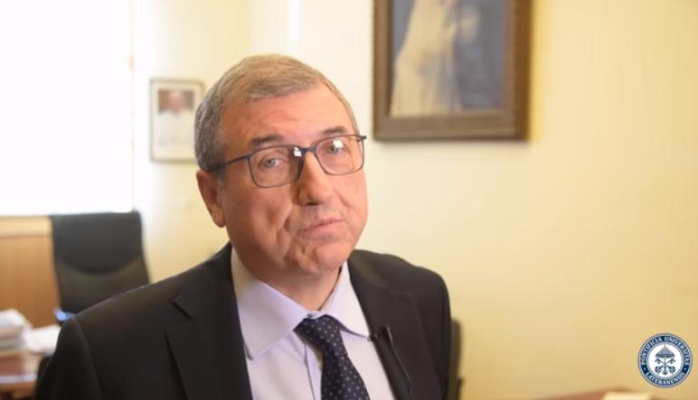 Vincenzo Buonomo, capture Université du Latran