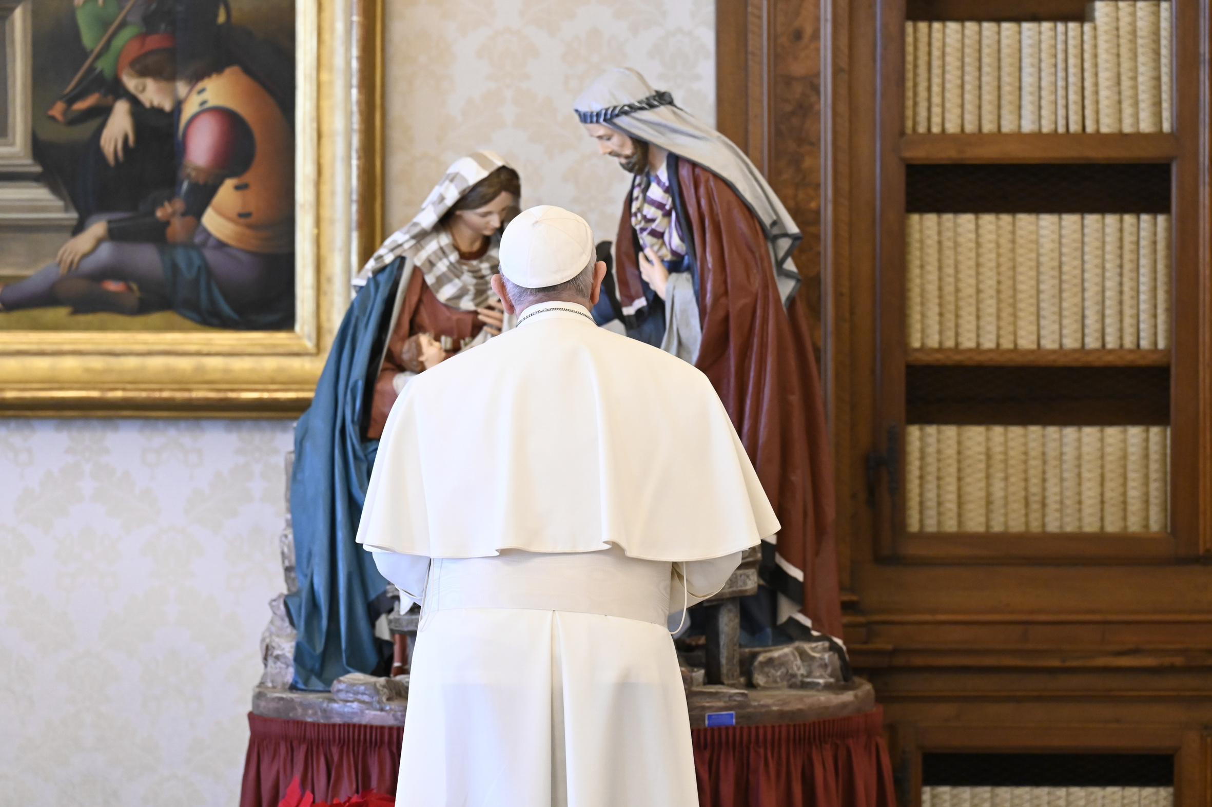 Angélus du 6 janvier 2021 © Vatican Media