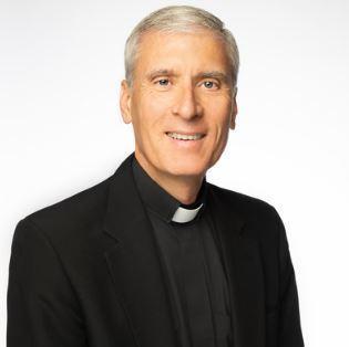 Mgr Gary Janak, courtoisie @victoriadiocese.org
