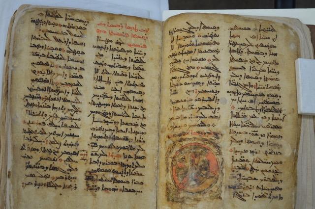 Le Sidra, livre sacré en araméen
