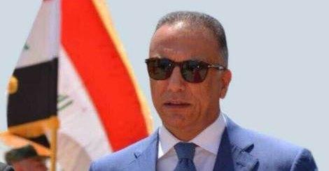 M. Mustafa al Kadhimi, Premier ministre, Irak @ courtoisie de L'Oeuvre d'Orient