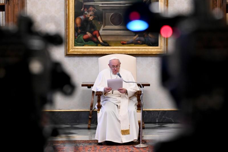Audience générale du 3 février 2021 © Vatican Media