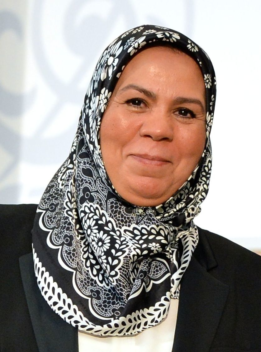 Mme Latifa Ibn Ziaten @ State Department/ DP/wikimedia commons