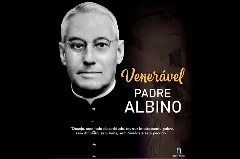 P. Albino © diocesedecatanduva.org