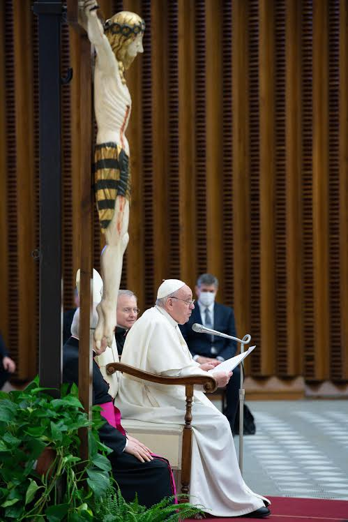 Pénitencerie apostolique © Vatican Media