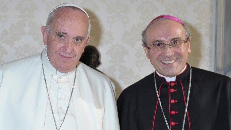 Mgr Leopoldo Girelli © Vatican Media