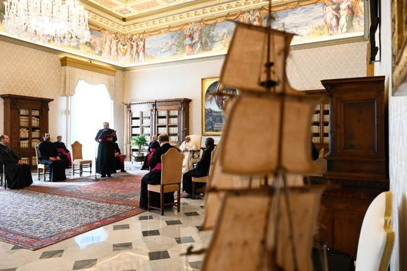 Audience générale du 10 mars 2021 © Vatican Media