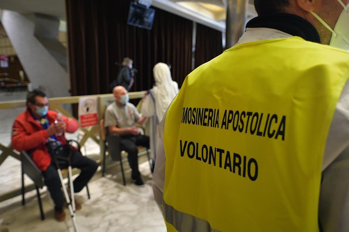 Vaccination au Vatican © Vatican Media