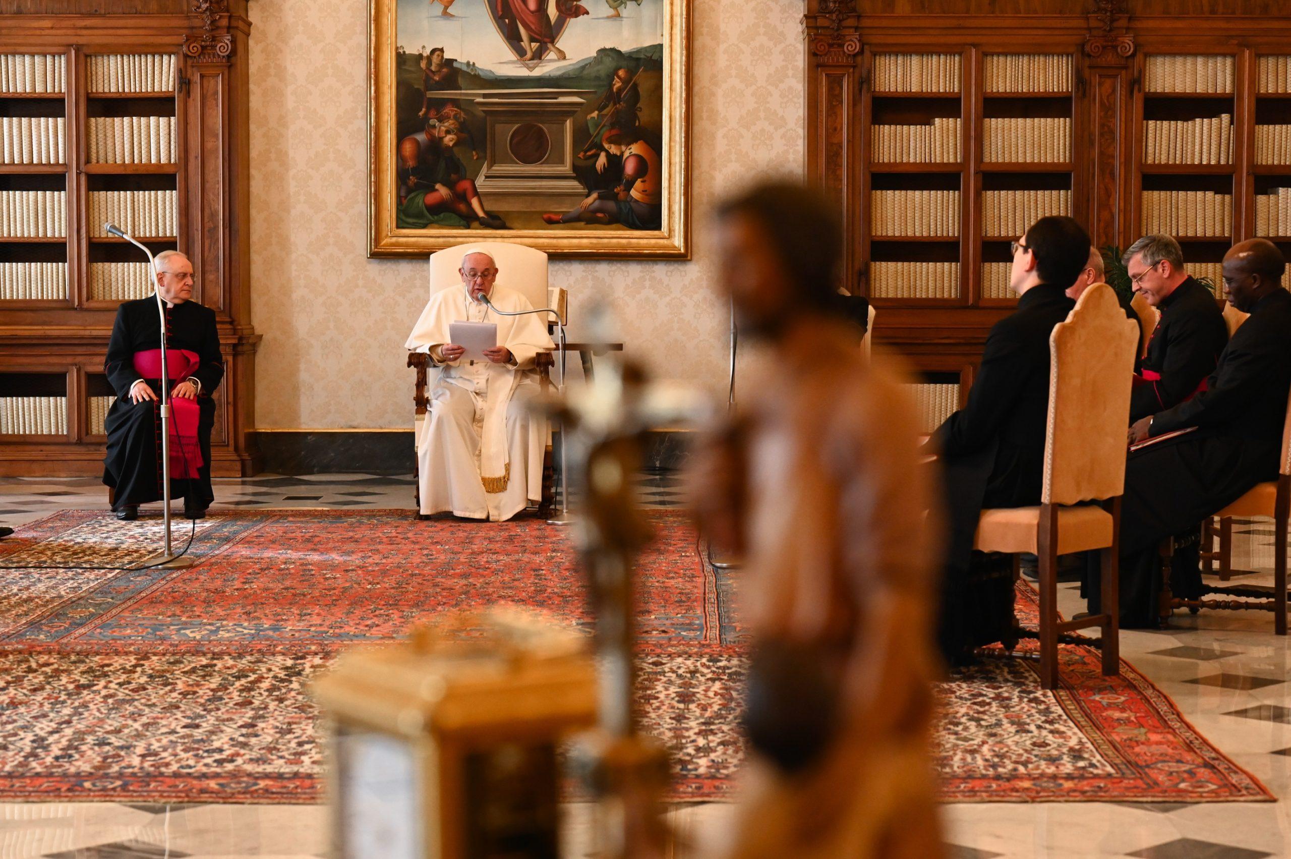 Audience générale du 31 mars 2021 © Vatican Media