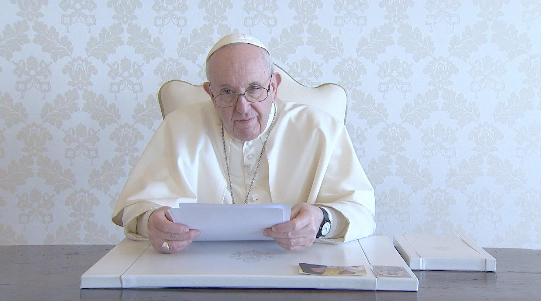 Sanctuaire de Knock, capture @ Vatican Media