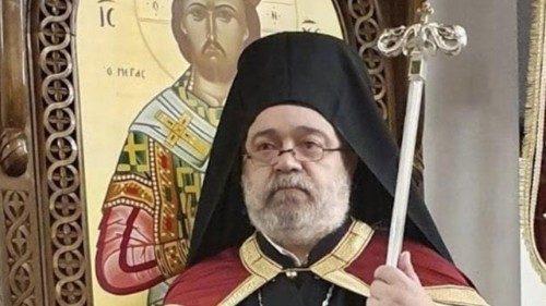 Métropolite Polycarpos © Vatican News