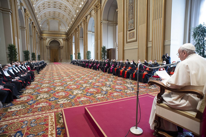 Inauguration de l'année judiciaire au Vatican © Vatican Media
