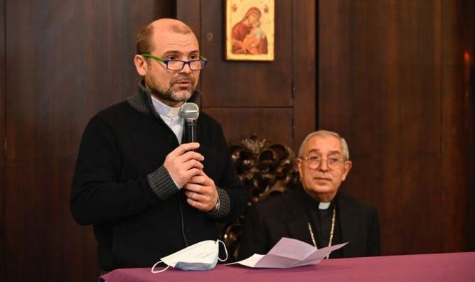Mgr Benoni Ambarus © diocesiriroma