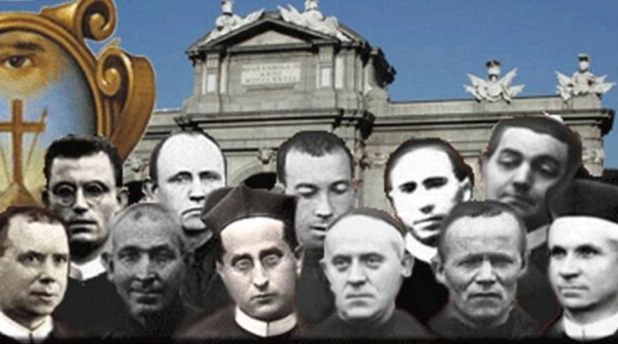 Rédemptoristes martyrs © www.redentoristasdecolombia.com