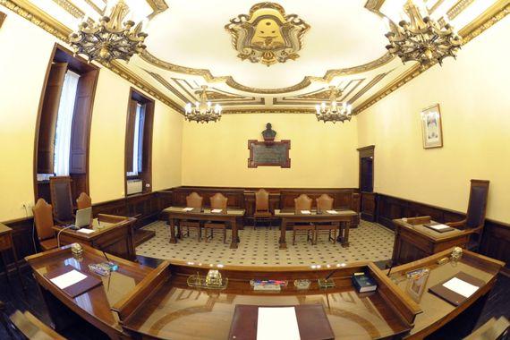 Tribunal du Vatican © Vatican Media