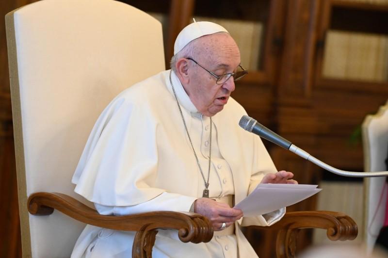 Audience générale du 14 avril 2021 © Vatican Media