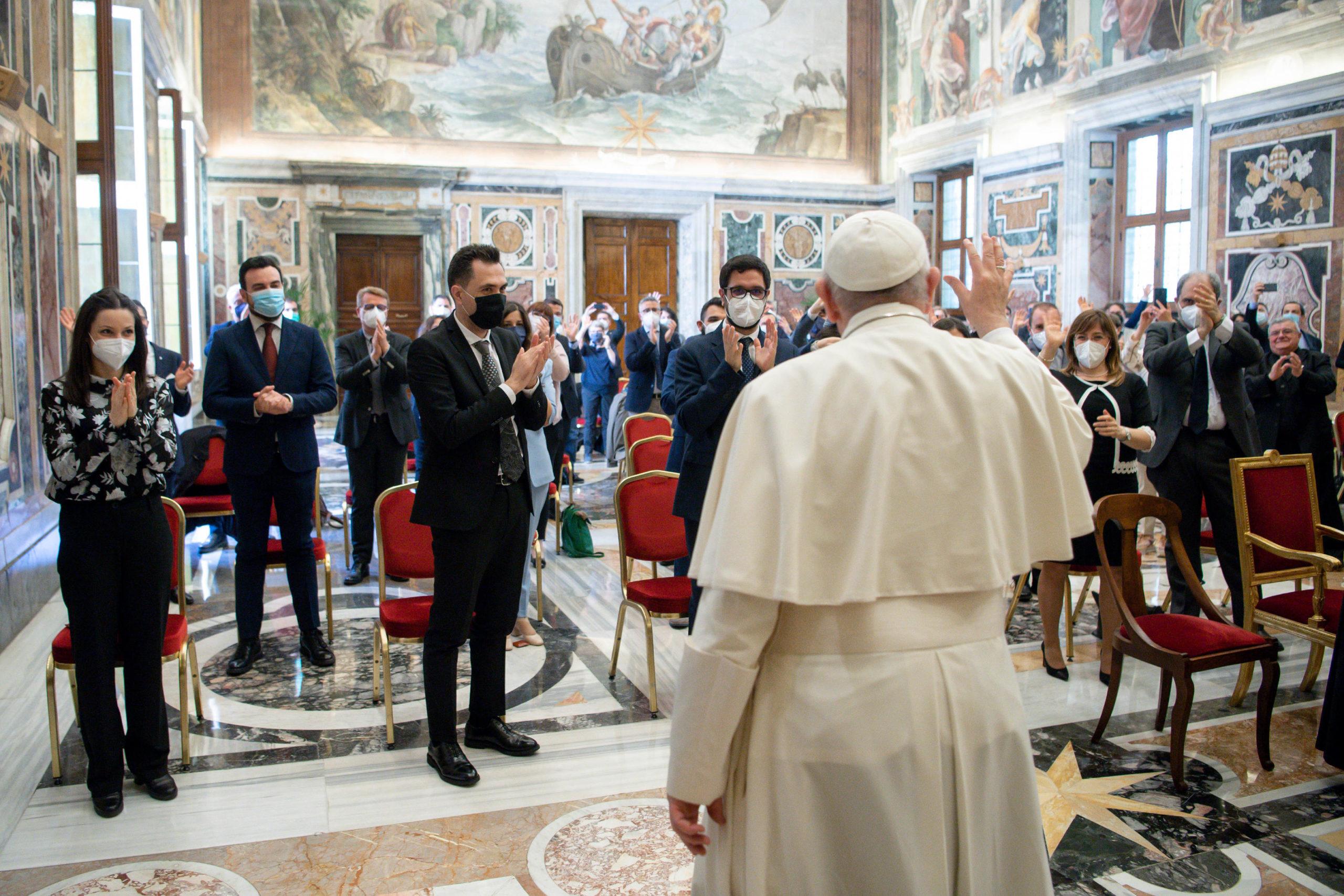 Conseil national de l'Action catholique italienne © Vatican Media