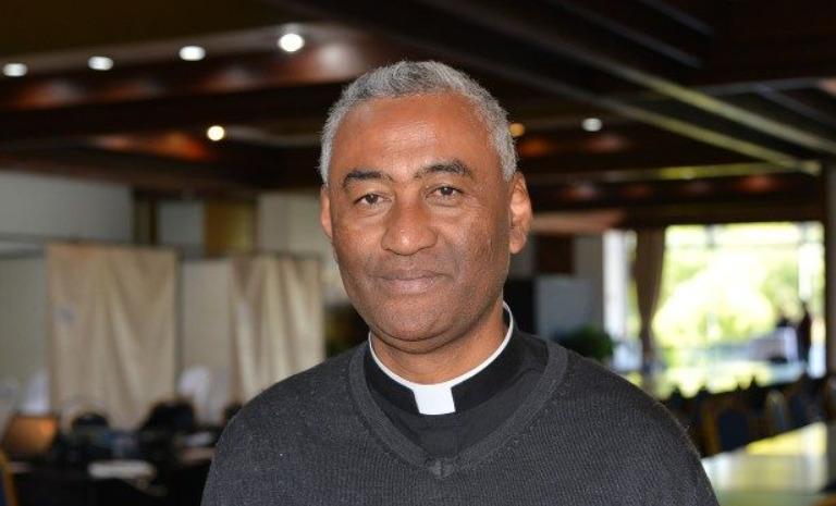 Mgr Randrianantenaina © Vatican News