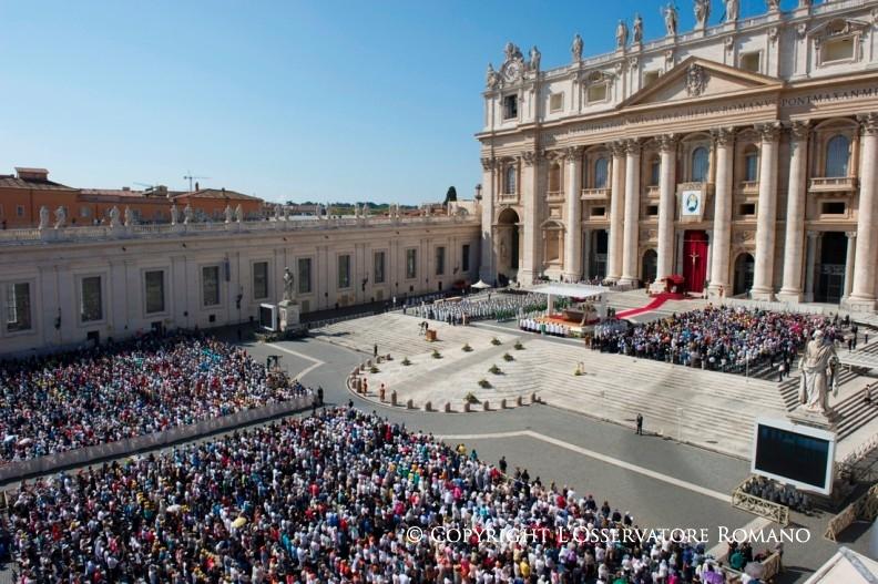 Jubilé de la Miséricorde des Catéchistes, 25 sept. 2016 © L'Osservatore Romano