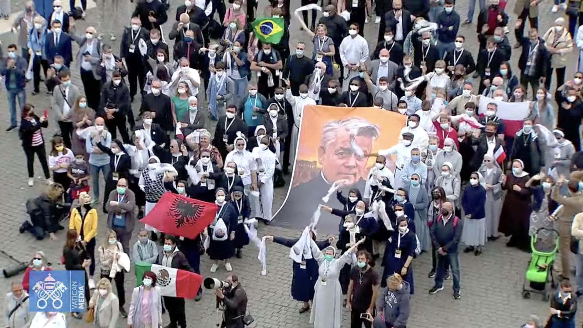 Regina Caeli, 16 mai 2021 capture @ Vatican Media